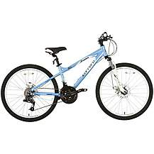 image of Carrera Luna Girls Mountain Bike - 24""