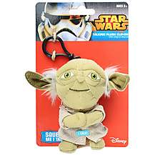 image of Star Wars Yoda Talking Mini Plush