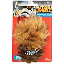 image of Star Wars Chewbacca Talking Mini Plush