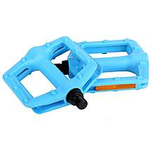 """image of X Rated BMX Bike Pedals - 1/2"""""""
