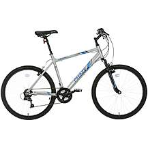 "image of Apollo Phaze Mens Mountain Bike - Grey 2016 - 14"", 17"", 20"" Frames"