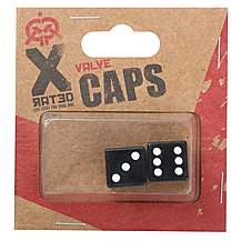 image of X Rated Dice Valve Caps