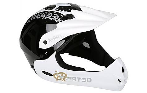 X Rated Full Face Kids Bike Helmet...