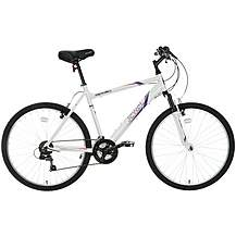 "image of Apollo Jewel Womens Mountain Bike - White - 14"", 17"", 20"" Frames"