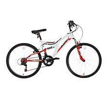 image of Indi Unleashed Kids Mountain Bike - 24""