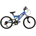 image of Indi Outrider Kids Mountain Bike - 20""