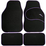 image of Universal Purple Edge Car Mats