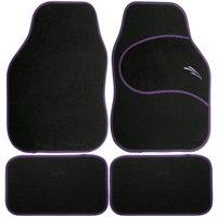 Universal Purple Edge Car Mats