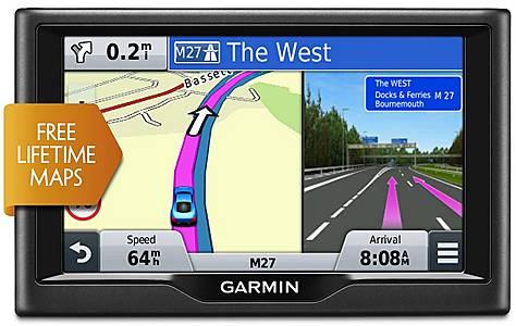 "image of Garmin nuvi 57LM 5"" Sat Nav with UK & Ireland Lifetime Map"