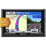 "Garmin nuvi 57LM 5"" Sat Nav with UK & Ireland Lifetime Map"
