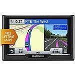 "image of Garmin nuvi 58LM 5"" Sat Nav with UK, Ireland and Full Europe Lifetime Maps"