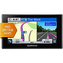 "image of Garmin nuvi 2519LM 5"" Sat Nav with UK and Ireland Lifetime Maps and Traffic Updates"