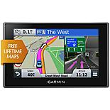 "Garmin nuvi 2589LM 5"" Sat Nav with UK, Ireland & Full Europe Lifetime Maps & Traffic Updates"