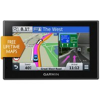 "Garmin nuvi 2589LM 5"" Sat Nav with UK, Ireland & Full Europe Lifetime Maps & Traffic Updates"