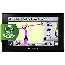 "image of Garmin nuvi 2529LMT-D 5"" Sat Nav with UK and Ireland Lifetime Maps and Traffic"