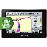 "Garmin nuvi 2529LMT-D 5"" Sat Nav with UK and Ireland Lifetime Maps and Traffic 2016"