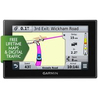 "Garmin nuvi 2529LMT-D 5"" Sat Nav with UK & Ireland Lifetime Maps and Traffic"