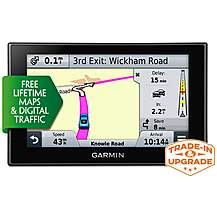 "image of Garmin nuvi 2529LMT-D 5"" Sat Nav with UK & Ireland Lifetime Maps and Traffic"