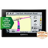 "Garmin nuvi 2599LMT-D 5"" Sat Nav with UK, Ireland & Full Europe Lifetime Maps and Traffic with HSMC"
