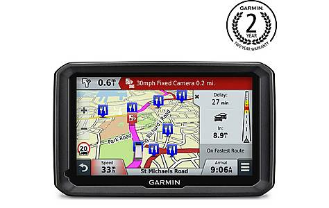 """image of Garmin Dezl 770LMT-D 7"""" Truck/Lorry Sat Nav - UK, ROI & Full Europe Lifetime Maps and Traffic"""