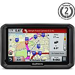 "Garmin Dezl 770LMT-D 7"" Truck/Lorry Sat Nav - UK, ROI & Full Europe Lifetime Maps and Traffic"