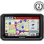"image of Garmin Dezl 570LMT-D 5"" Truck/Lorry Sat Nav - UK, ROI & Full Europe Lifetime Maps and Traffic"