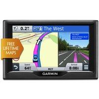"Ex Display Garmin nuvi 58LM 5"" Sat Nav with UK, Ireland and Full Europe Lifetime Maps"