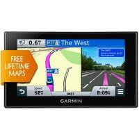 "Ex Display Garmin nuvi 2519LM 5"" Sat Nav with UK & Ireland Lifetime Maps & Traffic Updates"