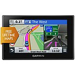 "image of Ex Display Garmin nuvi 2589LM 5"" Sat Nav with UK, Ireland & Full Europe Lifetime Maps & Traffic Updates"