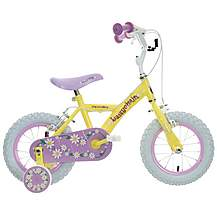 "image of Apollo Daisychain Kids Bike - 12"" Wheel"
