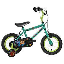 "image of Apollo Marvin the Monkey Kids Bike - 12"" Wheel"