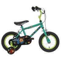 """Apollo Marvin the Monkey Kids Bike - 12"""""""