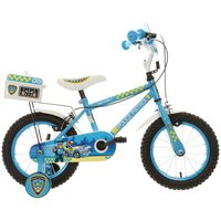 Apollo Police Patrol Kids Bike - 14""