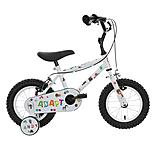 Indi Adapt Kids Bike with Stickers - 12""