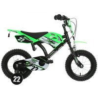"MotoBike Kids Bike - 12"""