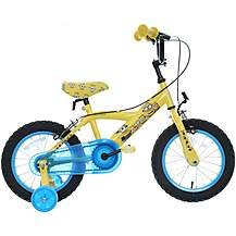 image of Minions Kids Bike - 14""