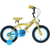 """Minions Kids Bike - 14"""""""
