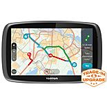 TomTom GO 5100 Sat Nav with MyDrive & Lifetime Traffic & Lifetime World Maps