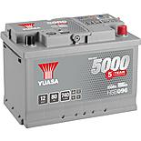 Yuasa 5 Year Guarantee HSB096 Silver 12V Car Battery