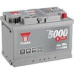 image of Yuasa 5 Year Guarantee HSB096 Silver 12V Car Battery