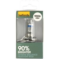 Halfords (HBU9006EB) HB4 Extreme Brilliance Car Bulb