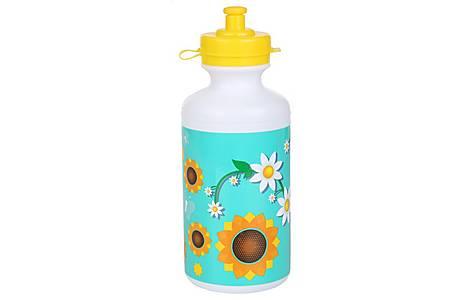 image of Apollo Daisychain & Petal Kids Bike Water Bottle