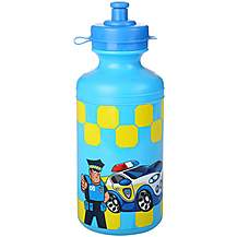 image of Apollo Police Patrol Kids Bike Water Bottle