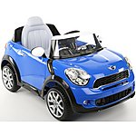 image of Paceman Mini Cooper 6V Electric Ride On Car
