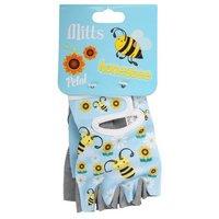 Apollo Honeybee & Petal Bike Mitts (Ages 3-6)