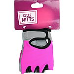image of Apollo Kids Bike Mitts - Purple (Ages 3-6)