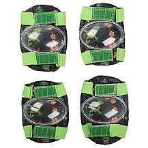 image of Apollo Marvin the Monkey & Claws Bike Pads (Ages 3-6)