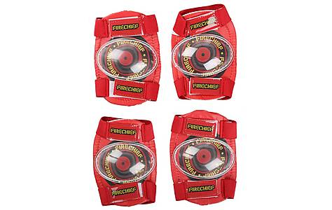 image of Apollo Firechief Bike Pads (Ages 3-6)