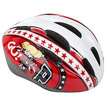 image of Apollo PomPom Kids Bike Helmet (50-54cm)