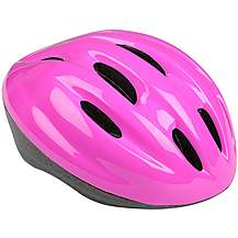 image of Purple Kids Bike Helmet (54-58cm)